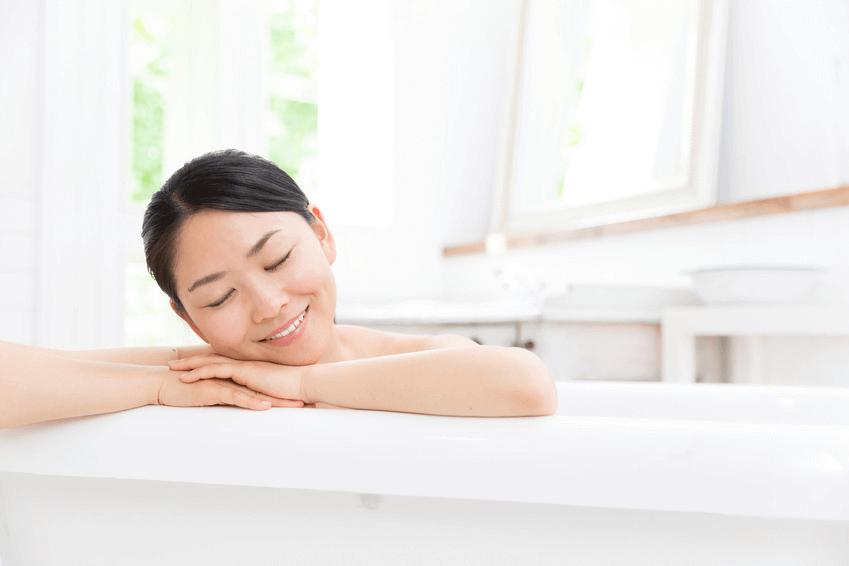 [POINT3]風呂釜洗浄で心からくつろげるバスタイムを!