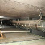 天井裏ダクト配管